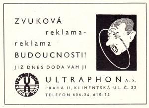 Ultraphon, věrný tón