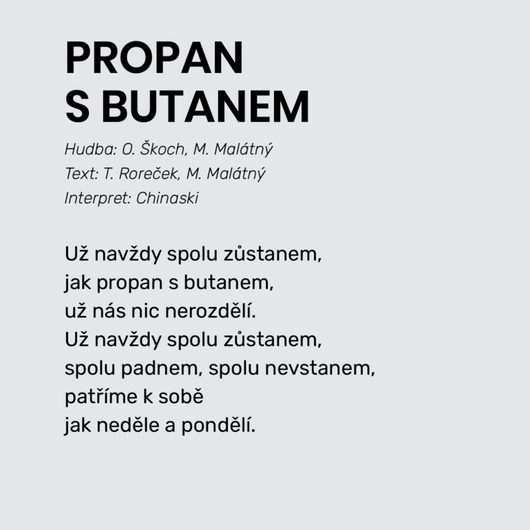 PROPAN SBUTANEM