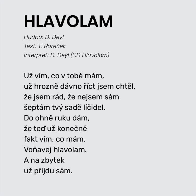 HLAVOLAM