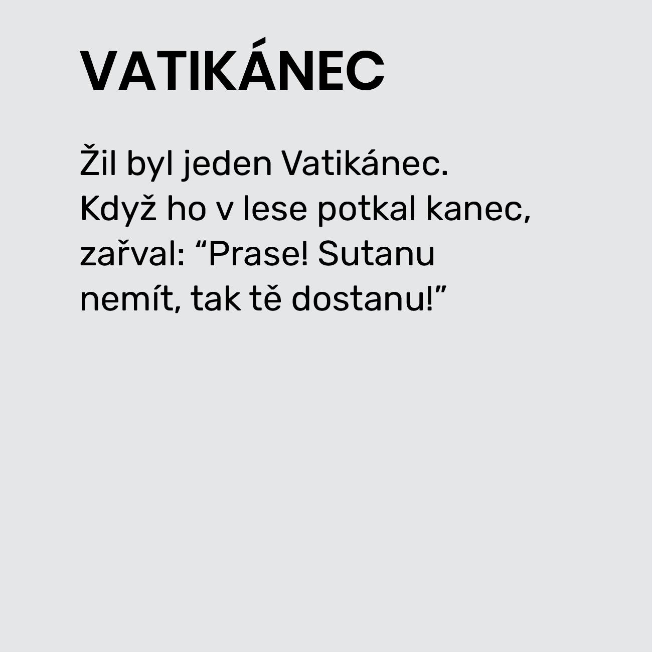VATIKÁNEC