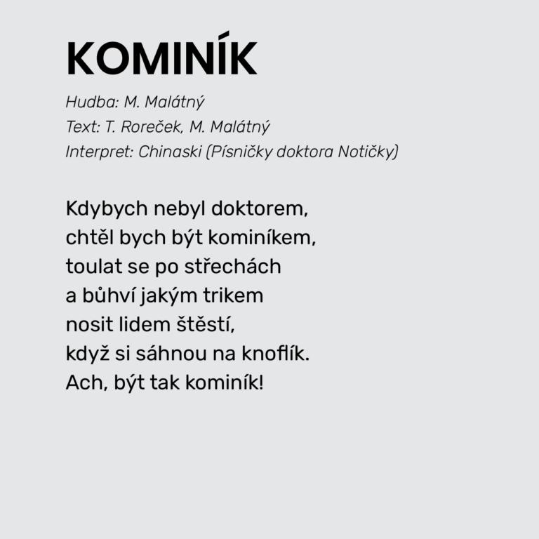 KOMINÍK