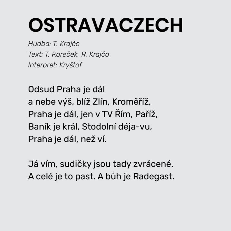 OSTRAVACZECH